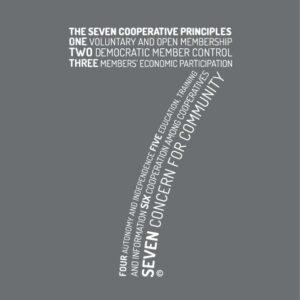 The Seven Cooperative Principles Graphic
