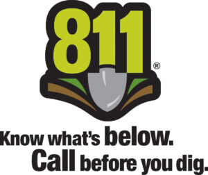 Call Before you Dig graphic